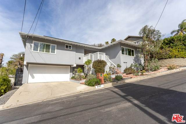 2107 Panamint Drive, Los Angeles (City), CA 90065 (#21694008) :: Millman Team