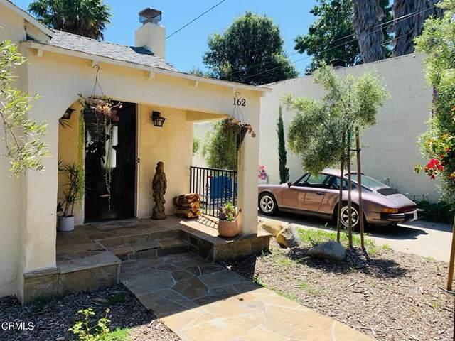 162 N Pueblo Avenue, Ojai, CA 93023 (#V1-3967) :: Rogers Realty Group/Berkshire Hathaway HomeServices California Properties