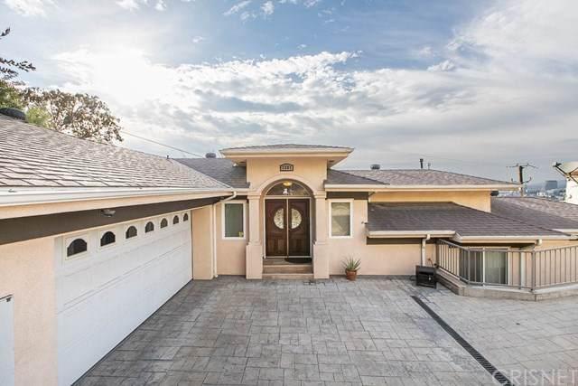 1301 Corona Drive, Glendale, CA 91205 (#SR21032179) :: Power Real Estate Group