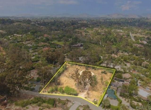 16345 Los Arboles, Rancho Santa Fe, CA 92067 (#NDP2101711) :: Zen Ziejewski and Team