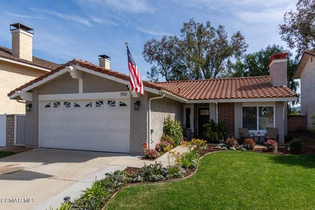 792 Calle Las Colinas, Newbury Park, CA 91320 (#221000810) :: Power Real Estate Group