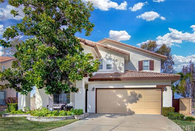 27737 Heartwood Court, Valencia, CA 91354 (#SR21029329) :: Team Tami