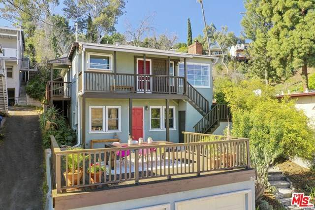 1769 College View Place, Los Angeles (City), CA 90041 (#21693334) :: Power Real Estate Group