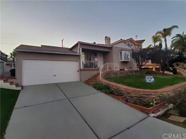 635 Lomita Street, El Segundo, CA 90245 (#SB21033742) :: Millman Team