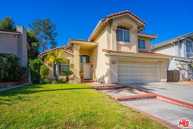 15939 Ridgeview Lane, La Mirada, CA 90638 (#21694602) :: Millman Team