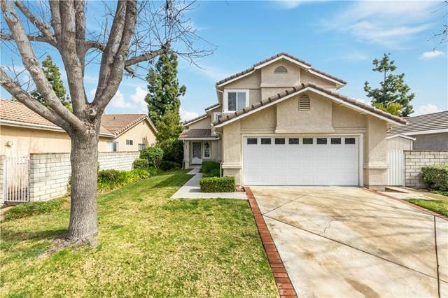 823 Arbor Circle, La Verne, CA 91750 (#CV21033954) :: Power Real Estate Group