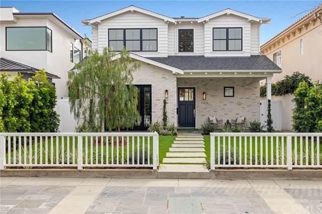 704 36th Street, Manhattan Beach, CA 90266 (#SB21025118) :: Millman Team