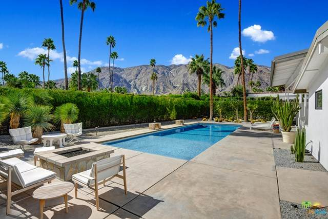241 Camino Norte, Palm Springs, CA 92262 (#21694700) :: Wendy Rich-Soto and Associates