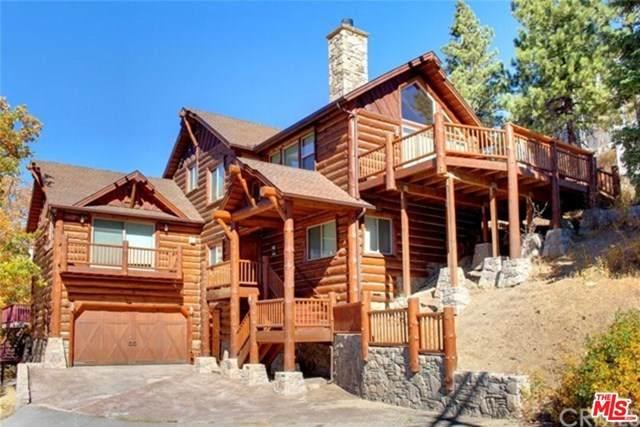 1349 Lassen Drive, MOON - Moonridge, CA 92315 (#21693946) :: Millman Team
