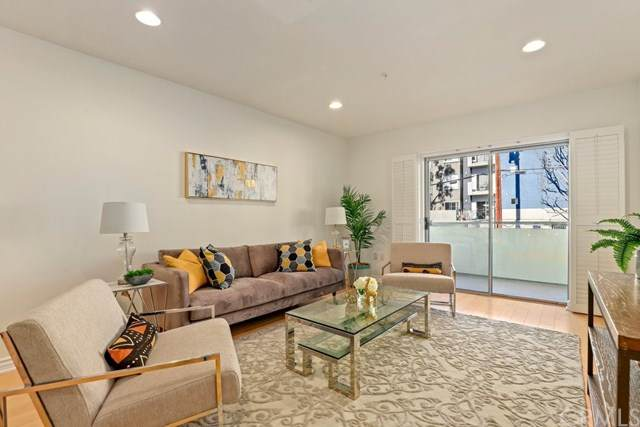 7100 Alvern Street #210, Westchester, CA 90045 (#PW21027895) :: Bathurst Coastal Properties