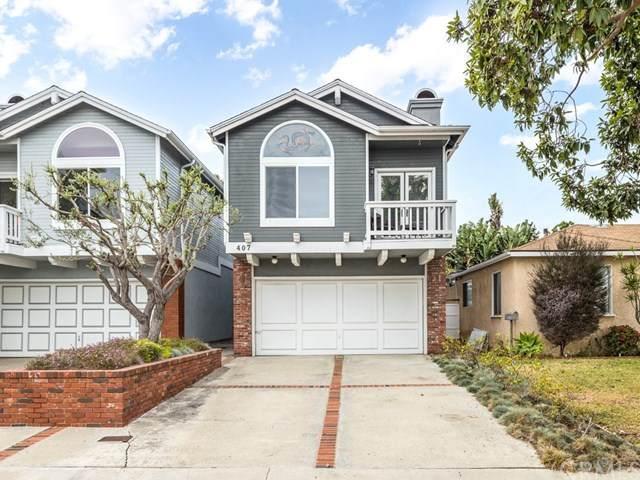 407 Standard Street, El Segundo, CA 90245 (#SB21023689) :: Millman Team