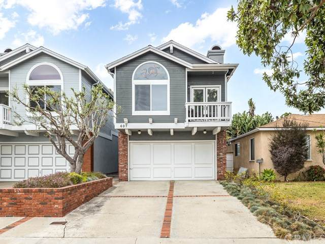 407 Standard Street, El Segundo, CA 90245 (#SB21023689) :: Bathurst Coastal Properties