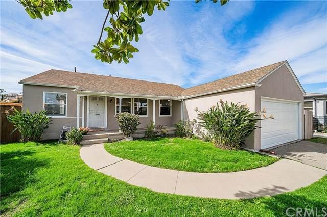 8513 Ramsgate Avenue, Westchester, CA 90045 (#SB21032548) :: Bathurst Coastal Properties