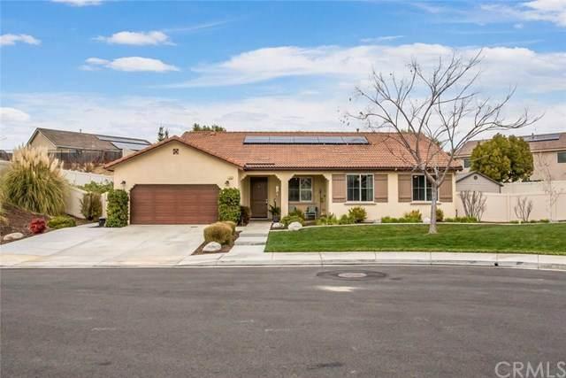 158 Ash Court, Calimesa, CA 92320 (#EV21032540) :: A|G Amaya Group Real Estate