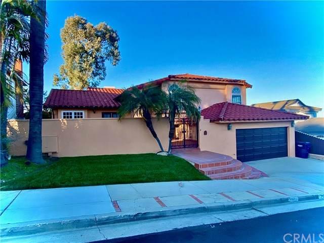 2125 W Toscanini Drive, Rancho Palos Verdes, CA 90275 (#PV21033434) :: Millman Team