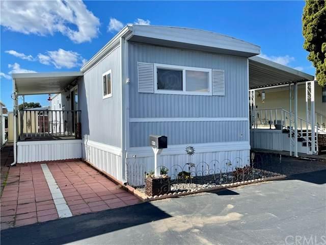 1370 W Grand Avenue #130, Grover Beach, CA 93433 (#PI21034928) :: Mainstreet Realtors®