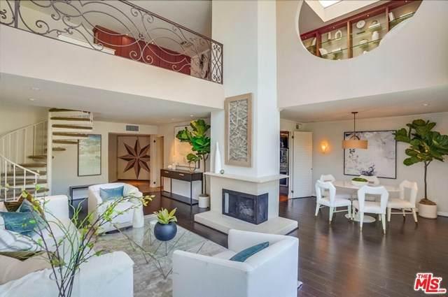 930 N Wetherly Drive #302, West Hollywood, CA 90069 (#21695268) :: Bathurst Coastal Properties