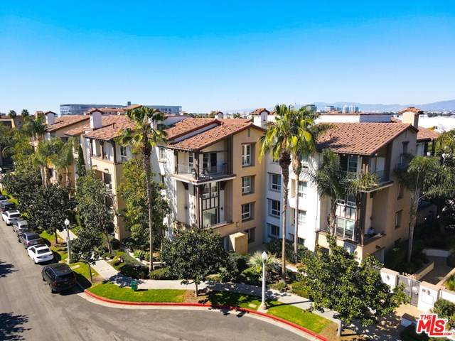 13031 Villosa Place #434, Playa Vista, CA 90094 (#21695328) :: Team Tami