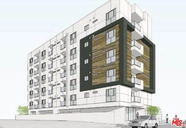842 S Harvard Boulevard, Los Angeles (City), CA 90005 (#21695460) :: Better Living SoCal