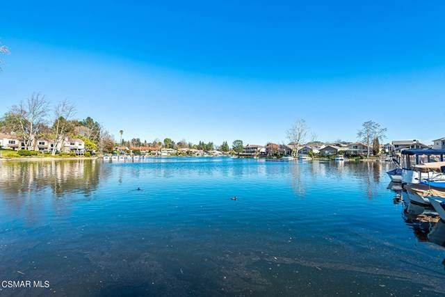 1162 S Westlake Boulevard D, Westlake Village, CA 91361 (#221000885) :: Mainstreet Realtors®