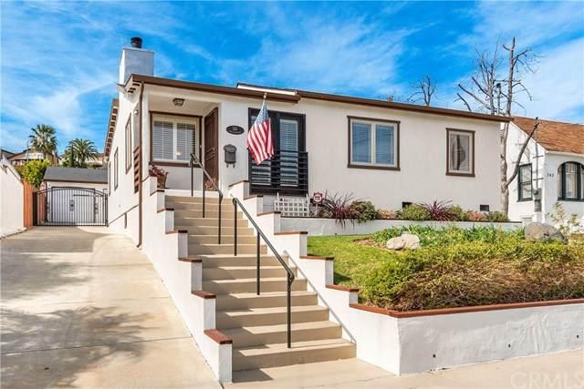 353 S Weymouth Avenue, San Pedro, CA 90732 (#SB21031535) :: Millman Team