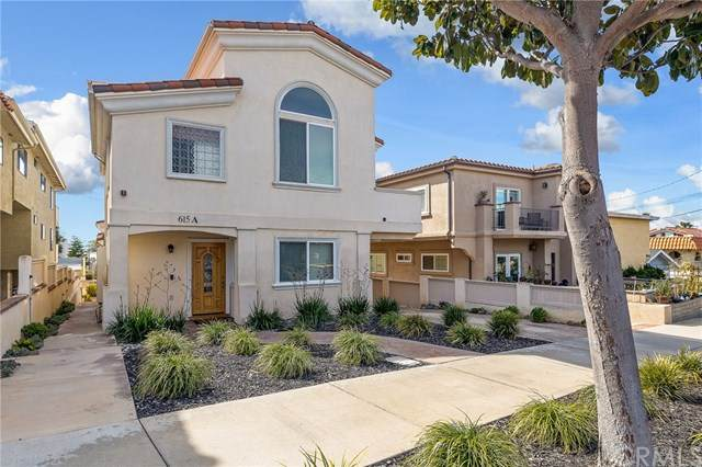 615 N Juanita Avenue A, Redondo Beach, CA 90277 (#SB21033011) :: Go Gabby