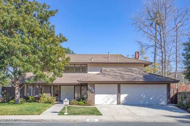 4434 Henley Court, Westlake Village, CA 91361 (#221000891) :: Mainstreet Realtors®