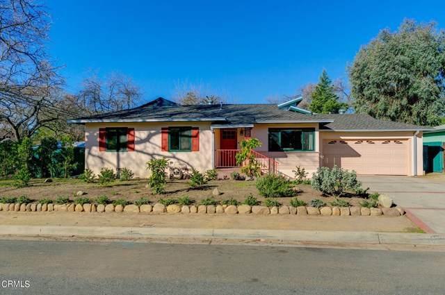 701 Grandview Avenue, Ojai, CA 93023 (#V1-4024) :: Rogers Realty Group/Berkshire Hathaway HomeServices California Properties
