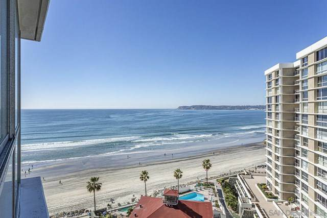 1730 Avenida Del Mundo #1106, Coronado, CA 92118 (#210004475) :: Jett Real Estate Group