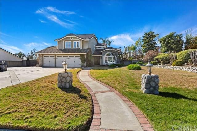 5900 Flintridge Court, Alta Loma, CA 91737 (#CV21035159) :: Realty ONE Group Empire