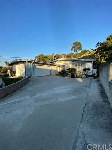 1587 Verde Vista Drive, Monterey Park, CA 91754 (#AR21035806) :: Millman Team