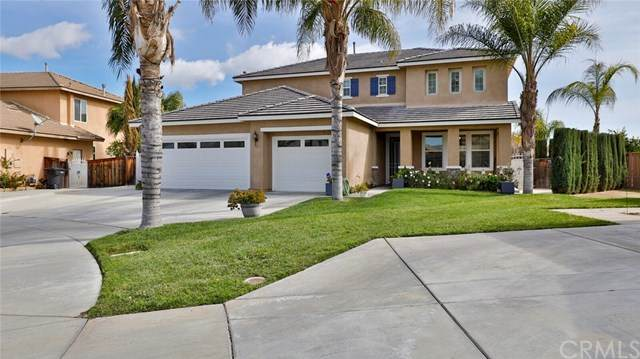 325 Clydesdale Court, San Jacinto, CA 92582 (#SW21035805) :: Necol Realty Group