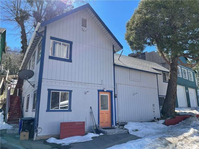 32928 Rim Of The World Drive, Running Springs, CA 92382 (#EV21035853) :: Power Real Estate Group