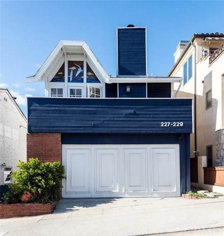 227 29th Street, Hermosa Beach, CA 90254 (#SB21036040) :: Bathurst Coastal Properties
