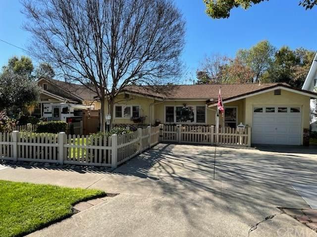 2658 Bonita Avenue, La Verne, CA 91750 (#IV21036133) :: Millman Team