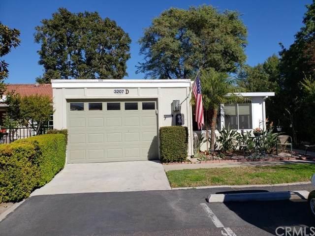 3207 Via Buena Vista D, Laguna Woods, CA 92637 (#OC21036197) :: Team Tami