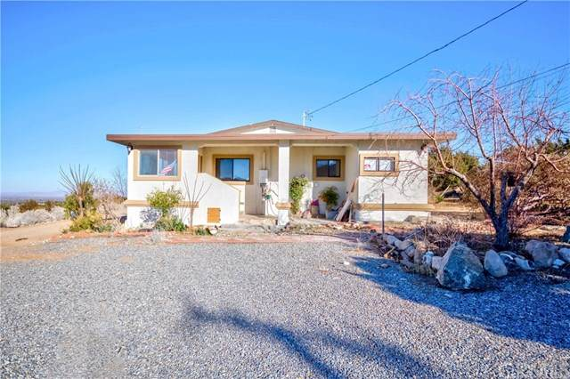728 Nielson Road, Pinon Hills, CA 92372 (#PW21000752) :: Power Real Estate Group