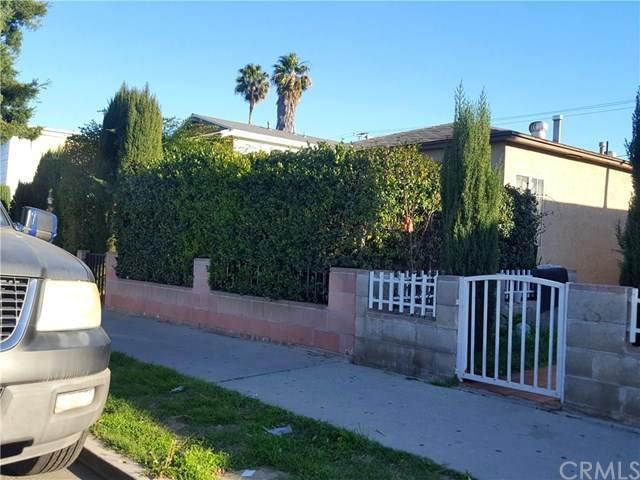 32 E 56th Street, Long Beach, CA 90805 (#PW21036353) :: Millman Team