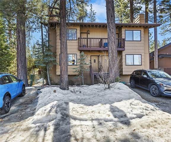 41730 Brownie Lane #3, Big Bear, CA 92315 (#SR21036081) :: Power Real Estate Group
