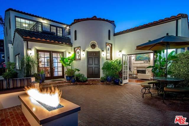 6402 Lindenhurst Avenue, Los Angeles (City), CA 90048 (#21695852) :: Koster & Krew Real Estate Group | Keller Williams