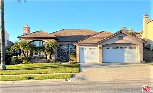 5327 Ladera Crest Drive, Los Angeles (City), CA 90056 (#21696158) :: Realty ONE Group Empire