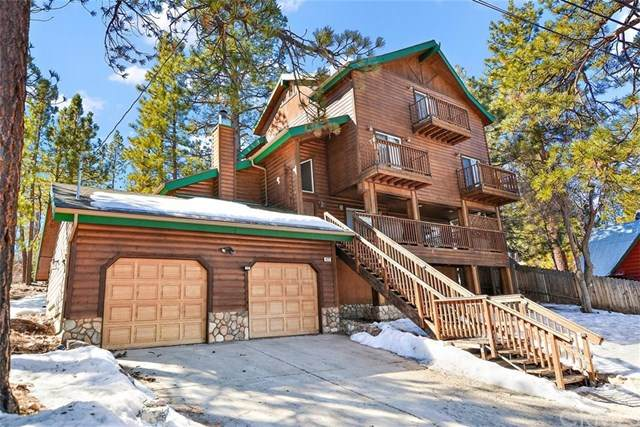 472 Temple Lane, Big Bear, CA 92315 (#AR21036529) :: Power Real Estate Group