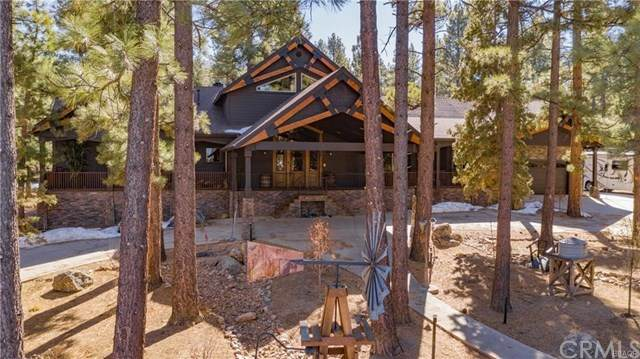 1968 Shady Lane, Big Bear, CA 92314 (#PS21036577) :: Power Real Estate Group