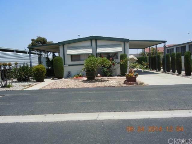 21207-Bl S Avalon #64, Carson, CA 90745 (#SB21036671) :: American Real Estate List & Sell