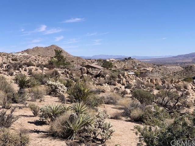 0 Tish Trail, Yucca Valley, CA 92284 (#OC21036136) :: Zen Ziejewski and Team