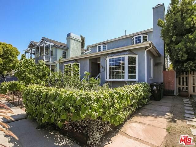 2815 Beach Avenue, Venice, CA 90291 (#21696280) :: Mainstreet Realtors®