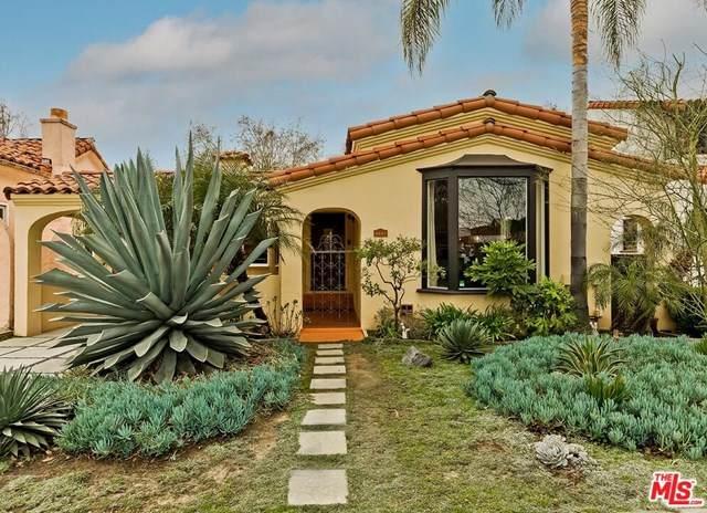4247 7Th Avenue, Los Angeles (City), CA 90008 (#21695616) :: Mainstreet Realtors®