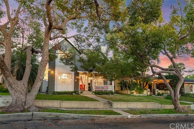 536 Arena Street, El Segundo, CA 90245 (#SB21035040) :: Bathurst Coastal Properties