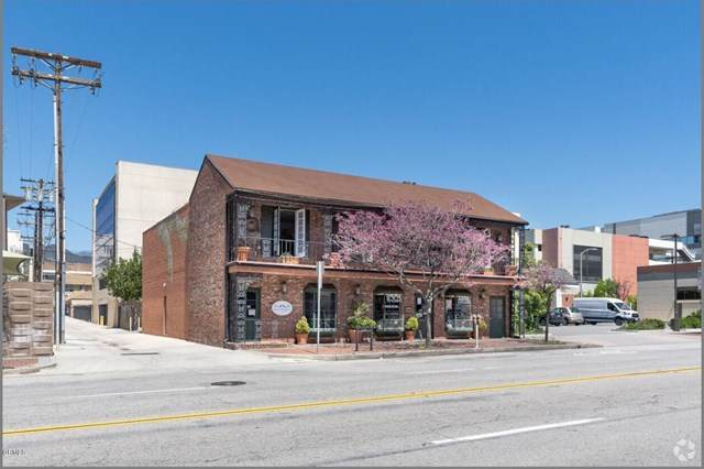 415 E Broadway, Glendale, CA 91205 (#P1-3446) :: The Brad Korb Real Estate Group