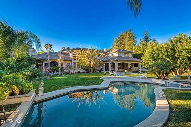 5064 Hunter Valley Lane, Westlake Village, CA 91362 (#221000919) :: Mainstreet Realtors®